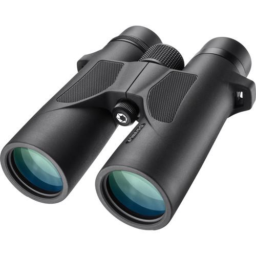 Barska 8x42 Level HD Waterproof Binocular (Black)