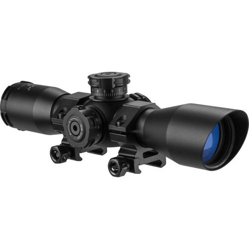 Barska 4x32 IR Contour Riflescope (Mil-Dot Reticle)