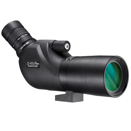 Barska Naturescape WP 15-45x50 Spotting Scope (Angled Viewing)