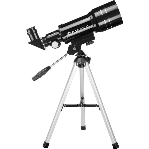 Barska 225 Power Starwatcher 70mm f/4 Refractor AZ Telescope