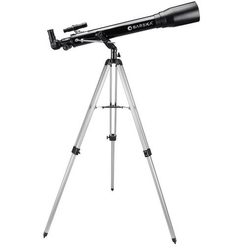 Barska 525 Power Starwatcher 70mm f/10 Refractor AZ Telescope