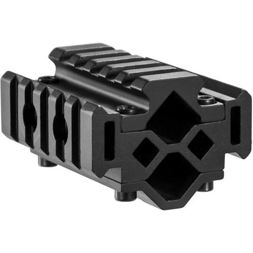 Barska Tri-Rail Rifle Accessory Double Mount