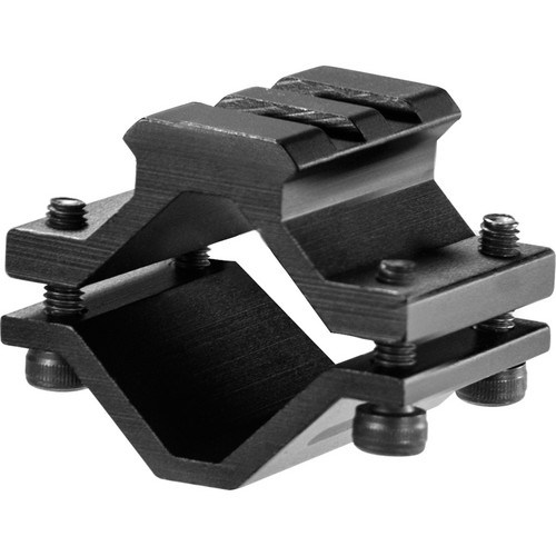 Barska Single Rail Rifle Mount (Matte Black)