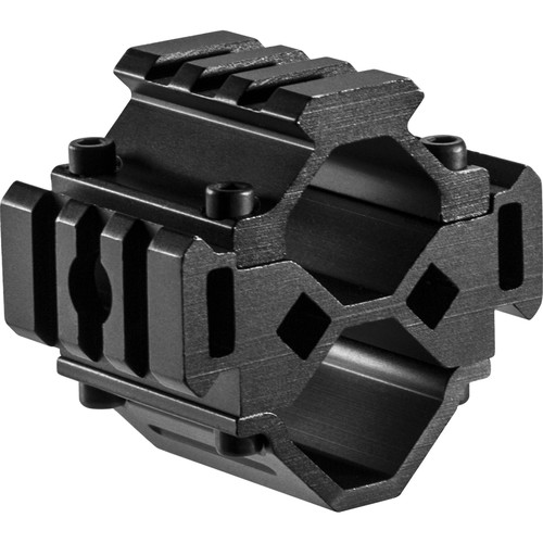 Barska Tri-Rail Shotgun Accessory Double Mount