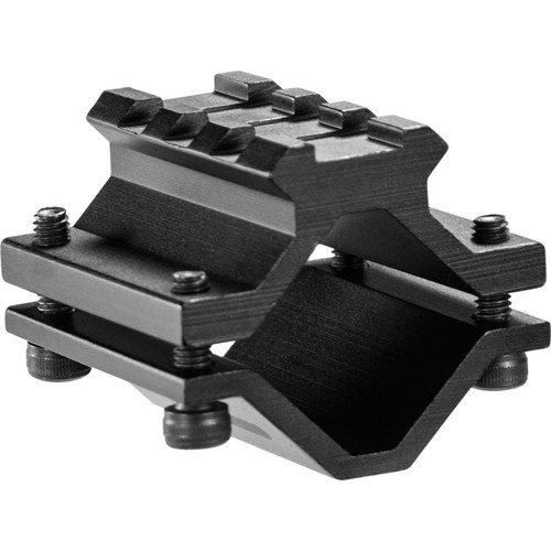Barska Single Rail Shotgun Mount (Matte Black)