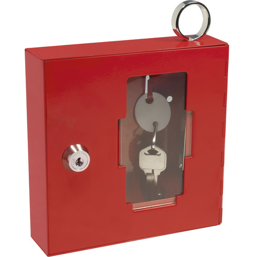 Barska Breakable Emergency Key Box with Hammer