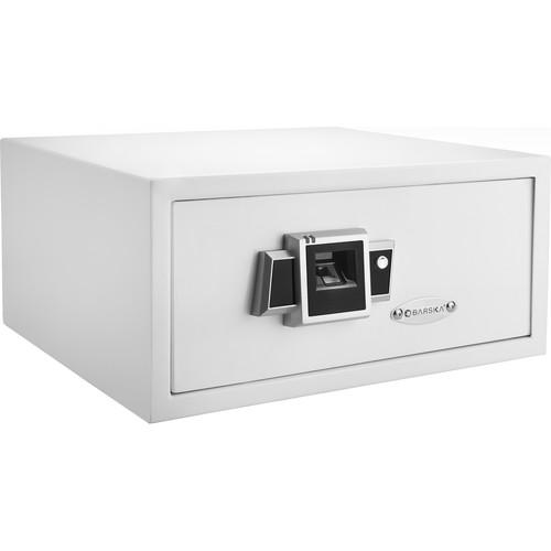 Barska BX-300 Biometric Safe (White)
