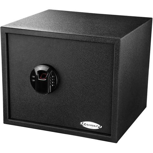 Barska HQ300 Biometric Keypad Safe