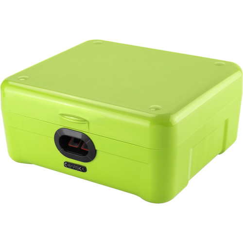 Barska AX12458 iBOX Dual Biometric Secure Storage Device