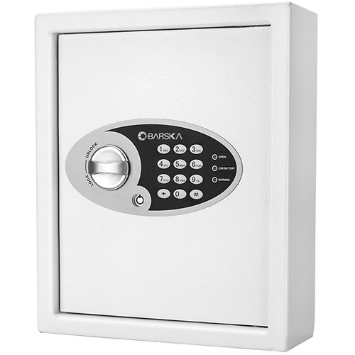 Barska 48 Key Digital Wall Key Safe
