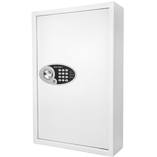 Barska Keypad-Locking Key Safe with Drop Slot (144 Keys)