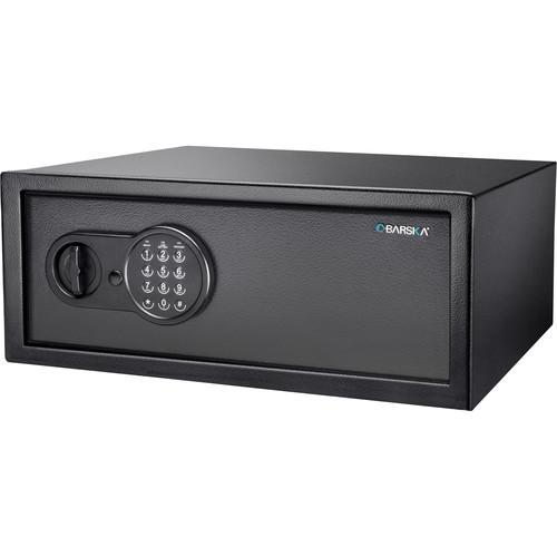 Barska 1.2 Cubic Foot Keypad Security Safe (Black)