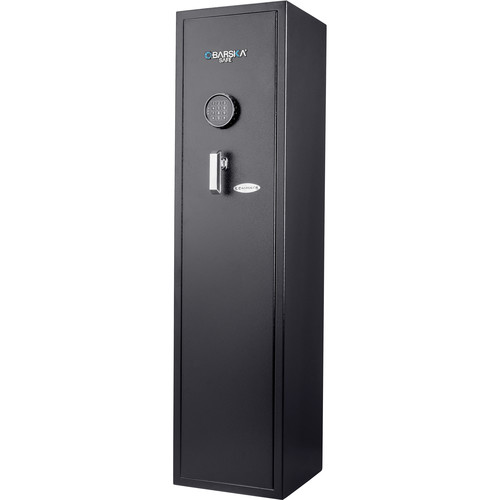 Barska 4.33 Cubic Foot Tall Keypad Rifle Safe (Black)