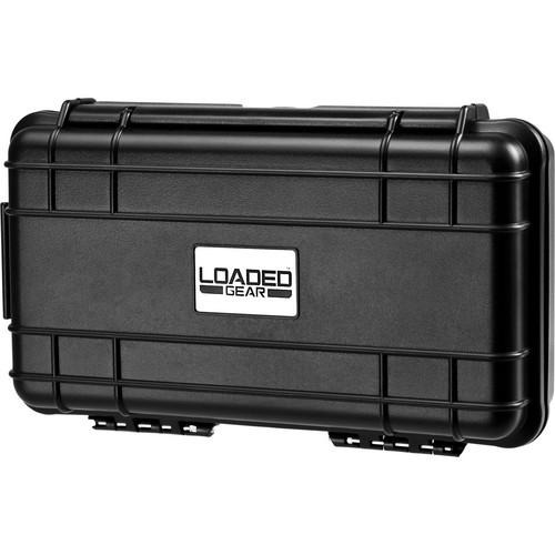 Barska HD-50 Loaded Gear Hard Case with Foam (Black)