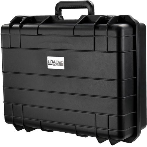Barska HD-400 Loaded Gear Hard Case with Foam (Black)