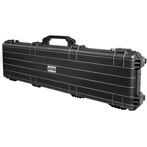"Barska AX-500 Loaded Gear 53"" Hard Rifle Case (Black)"
