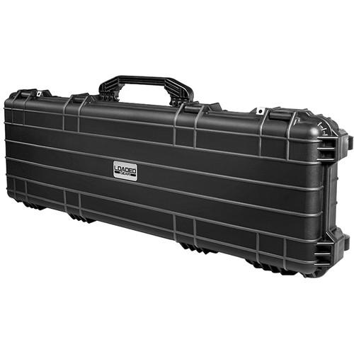 "Barska AX-600 Loaded Gear 44"" Hard Rifle Case (Black)"