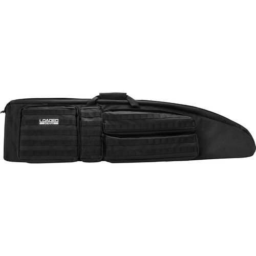 "Barska Loaded Gear RX-400 48"" Tactical Rifle Bag (Black)"