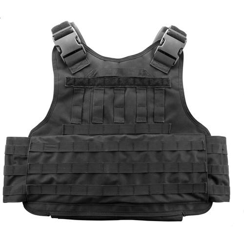 Barska Loaded Gear VX-500 Plate Carrier Tactical Vest (OD Green)