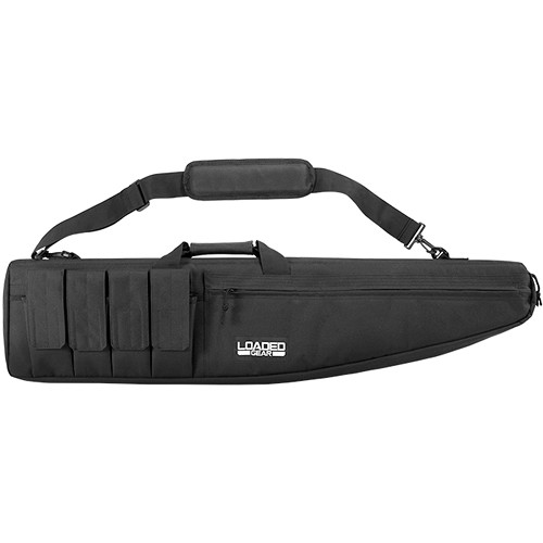 "Barska RX-100 Loaded Gear 48"" Rifle Bag (OD Green)"