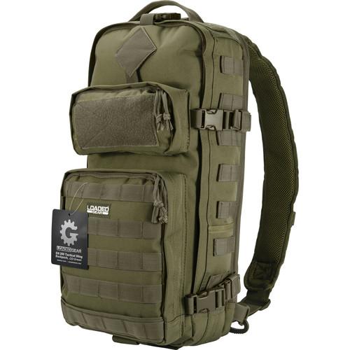 Barska GX-300 Loaded Gear Sling Backpack (OD Green)