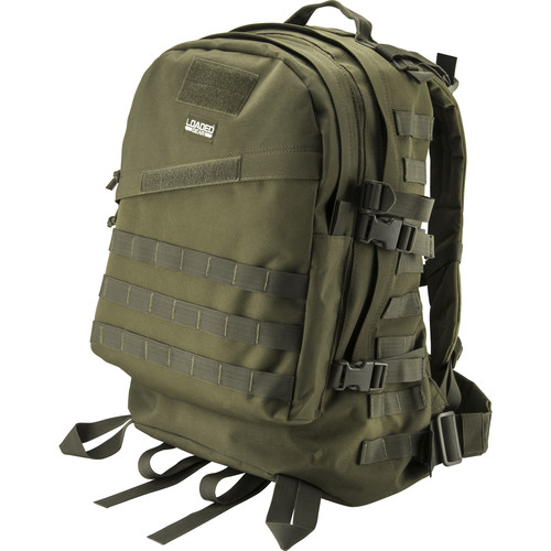 Barska GX-200 Loaded Gear Backpack (OD Green)