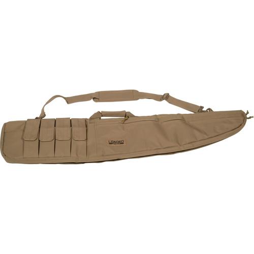 "Barska RX-100 Loaded Gear 48"" Rifle Bag (Dark Earth)"