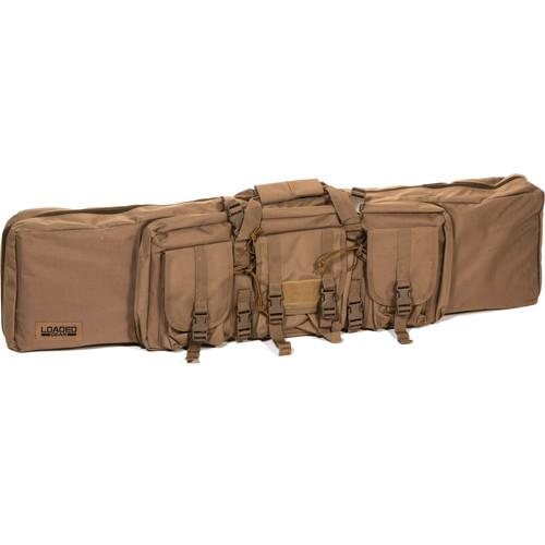 "Barska Loaded Gear RX-200 45.5"" Tactical Rifle Bag (Dark Earth)"