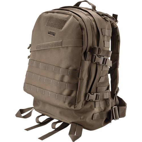 Barska GX-200 Loaded Gear Backpack (Dark Earth)