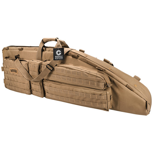 "Barska Loaded Gear RX-600 46"" Tactical Rifle Bag (Flat Dark Earth)"