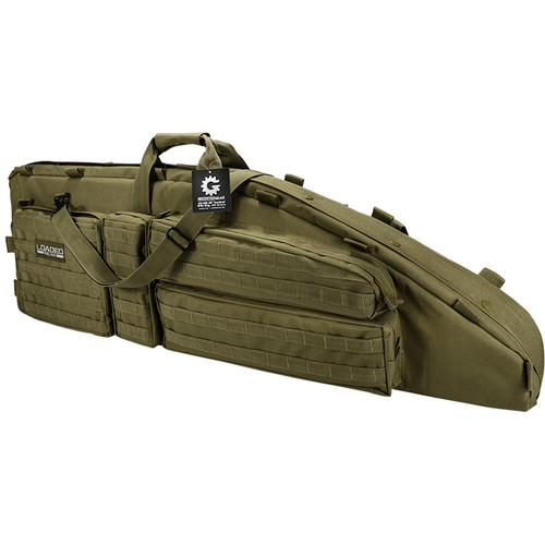 "Barska Loaded Gear RX-600 46"" Tactical Rifle Bag (OD Green)"