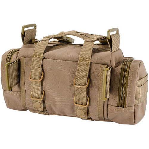 Barska Loaded Gear GX-100 Crossover Ranger Pack (Flat Dark Earth)