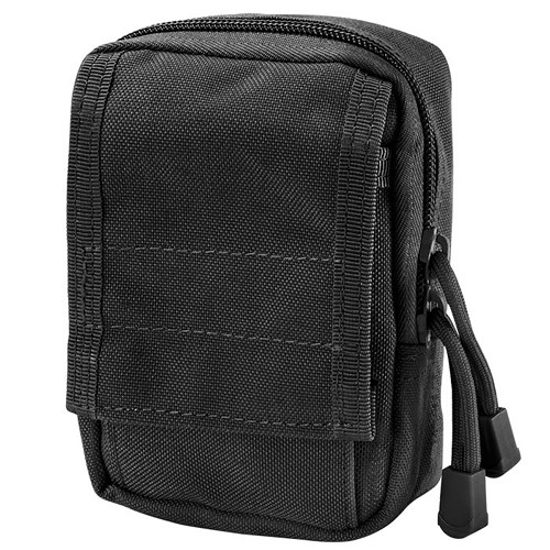 Barska Loaded Gear CX-800 Accessory Pouch (Black)
