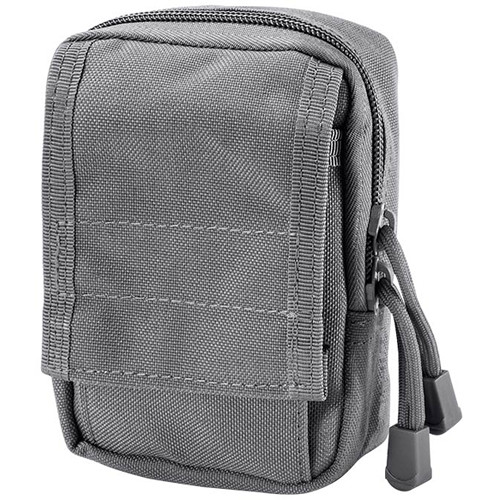 Barska Loaded Gear CX-800 Accessory Pouch (Gray)
