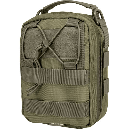 Barska Loaded Gear CX-900 First Aid Utility Pouch (Olive Drab Green)
