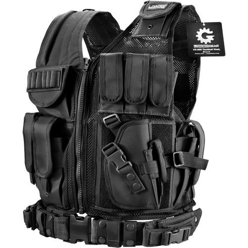 Barska VX-200 Tactical Vest (Plus Size)