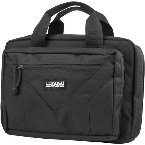 "Barska RX-800 Loaded Gear 12"" Dual Pistol Bag"