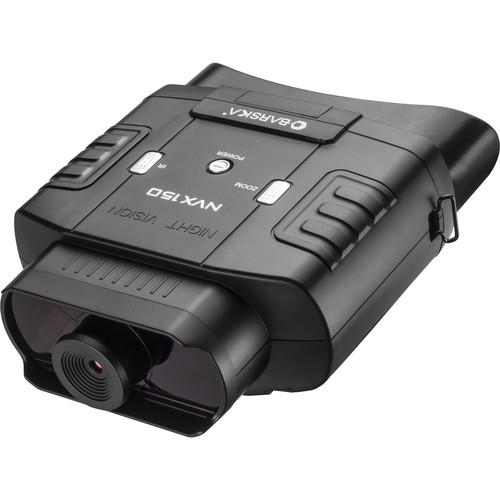 Barska NVX150 Digital Night Vision Biocular (Black)
