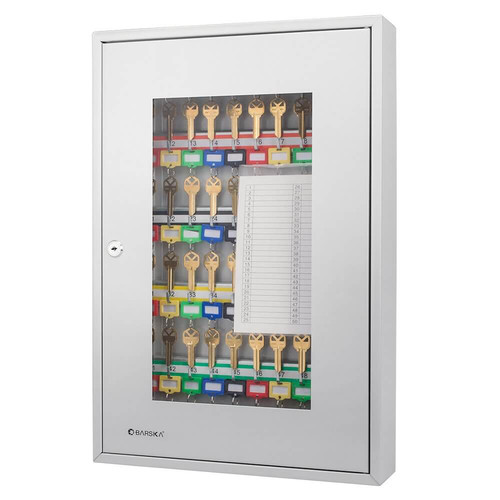 Barska 50-Position Glass Key Cabinet