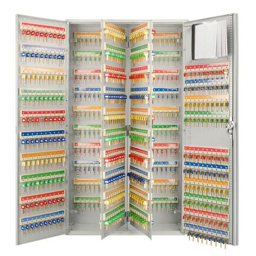 Barska 800-Position Key Cabinet (Key Lock)