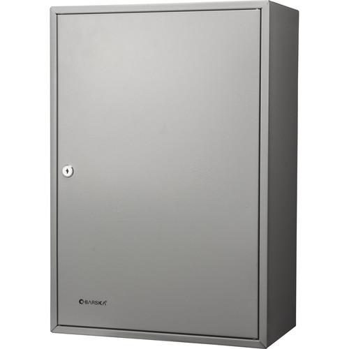 Barska 300 Position Key Cabinet with Key Lock (White)