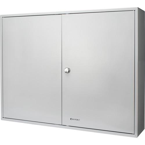 Barska 480 Position Key Cabinet with Key Lock (White)