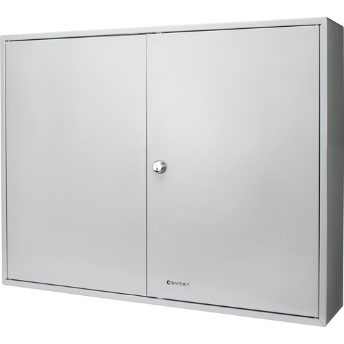 Barska 480 Position Key Cabinet with Key Lock (White)