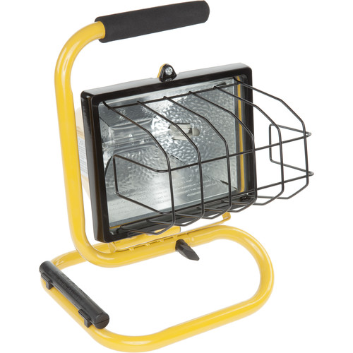 Bayco Products 500W Halogen Work Light