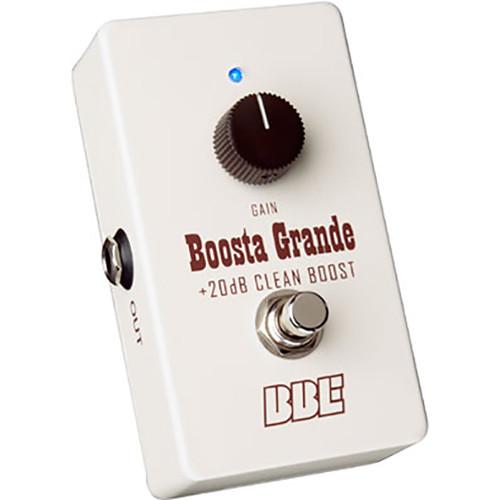 BBE Sound Mini Boosta Grande Clean Boost Pedal