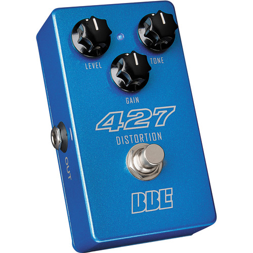 BBE Sound 427 Distortion Pedal