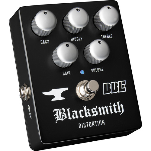 BBE Sound Blacksmith BD-69P Distortion Pedal