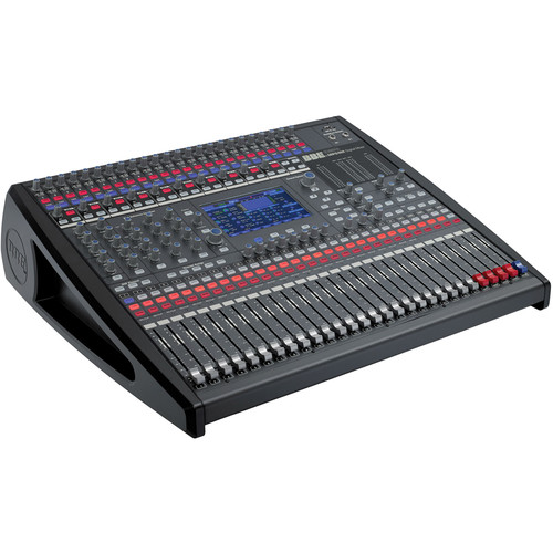 BBE Sound MP24M 24-In/15-Out Digital Mixing Desk with Sonic Maximizer Processor and Road Case