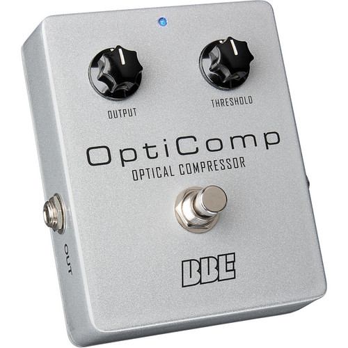BBE Sound OptiComp OC-5 Stompbox for Pedalboards