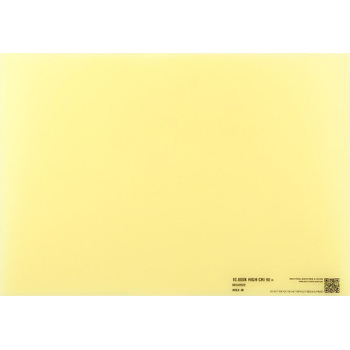BB&S Lighting Interchangeable 10,000K Phosphor Panel for Area 48 LED Light